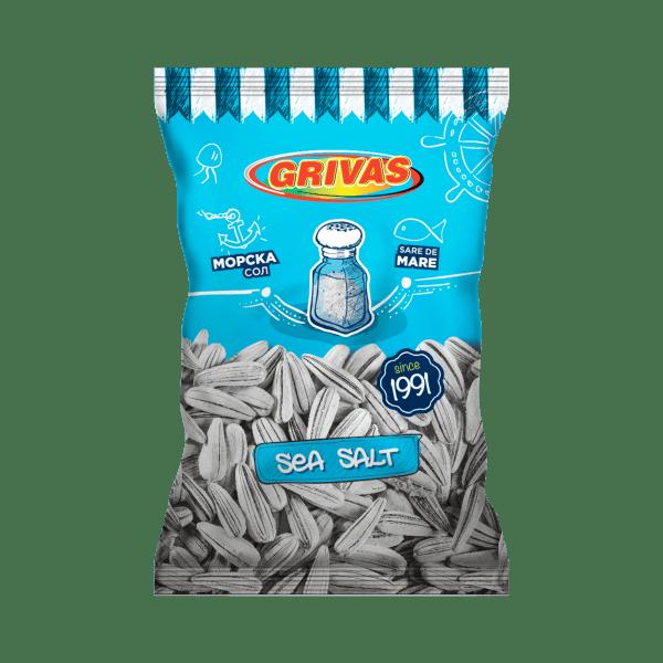 Пакет бял слънчоглед със сол - Гривас